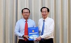 Nguyên lãnh đạo Tổng Công ty Nông nghiệp Sài Gòn nhận nhiệm vụ mới