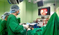 """Ca mổ """"2 trong 1"""" giúp bệnh nhân tránh được cuộc đại phẫu"""