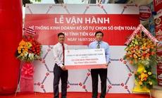 Vietlott triển khai kinh doanh tại Tiền Giang