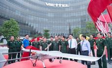 Viettel tiên phong kiến tạo xã hội số, là hạt nhân xây dựng tổ hợp công nghiệp công nghệ cao
