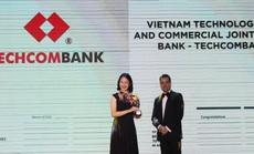 """Techcombank được vinh danh """"Nơi làm việc tốt nhất châu Á"""""""