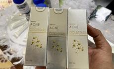 Ứng dụng nano vàng Acne GoldStars trong điều trị viêm da, rất cần thiết cho phụ nữ