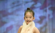Gia đình siêu mẫu Xuân Lan nổi bật ở Tuần lễ thời trang trẻ em Việt Nam