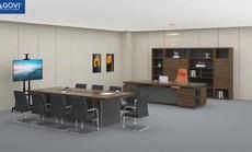 GOVI - Mang hơi thở hiện đại đến từng không gian nội thất văn phòng