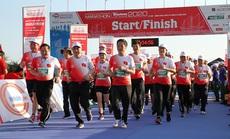 Dấu ấn Agribank tại Giải Vô địch Quốc gia Marathonvà cự ly dài báo Tiền Phong năm 2020