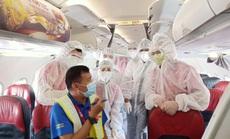 Vietjet đưa hành khách mắc kẹt từ Đà Nẵng về Hà Nội và TP HCM