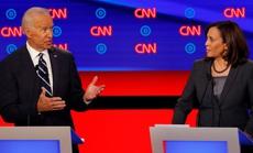 """Tổng thống Trump gọi đối tác tranh cử của ông Biden là """"đồ giả tạo"""""""