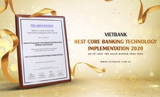 Vietbank được The Asian Banker vinh danh ngân hàng lõi tốt nhất năm 2020