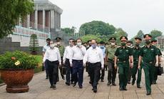 Mở cửa trở lại Lăng Chủ tịch Hồ Chí Minh từ ngày 15-8