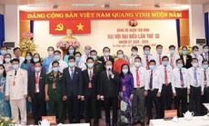 Ông Lê Hoàng Hà tái đắc cử Bí thư Quận ủy quận Tân Bình