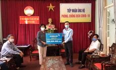 Eximbank ủng hộ 500 triệu đồng tiếp sức Đà Nẵng phòng chống dịch