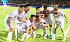Tuyển Việt Nam chuẩn bị cho World Cup