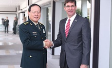 Mỹ tiếp tục chỉ trích Trung Quốc về biển Đông