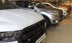 """Xe bán tải không còn là """"xe con"""", tiêu thụ lao dốc"""