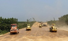 """Dự án đường cao tốc Bắc - Nam: Không có """"cửa"""" cho nhà đầu tư yếu kém"""