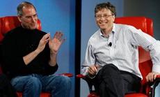 """Tạo ra """"gã khổng lồ"""" Microsoft, Bill Gates vẫn ghen tị với Steve Jobs"""
