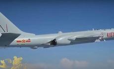 """Không quân Trung Quốc """"mô phỏng cuộc tấn công căn cứ Mỹ ở đảo Guam"""""""