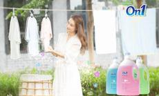 Nâng tầm nước giặt bằng hương thơm tinh tế