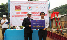TPBank chia sẻ yêu thương, hỗ trợ 10 căn nhà cho người dân Khánh Hòa