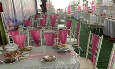 """Một nhà hàng ở Điện Biên bị """"bỏ bom"""" 150 mâm cỗ cưới?"""