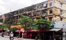Hà Nội sẽ gỡ được bế tắc trong cải tạo chung cư cũ?