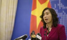 Việt Nam lên tiếng về kế hoạch mới liên quan đến Biển Đông của Mỹ