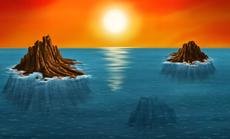"""Phát hiện """"hòn đảo mất tích"""" nơi sự sống Trái Đất đầu tiên ra đời"""