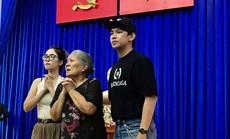 """Sau lễ """"Mai Vàng"""", NSƯT Lê Thiện ra miền Trung giúp đồng bào khắc phục thiên tai"""