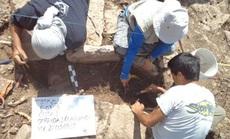"""14 lọ """"ma dược"""" ngàn năm xuất hiện giữa loạt mộ cổ pháp sư Maya"""