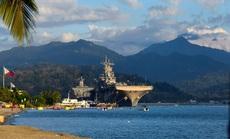 """Trung Quốc tài trợ dự án """"khủng"""" nối 2 căn cứ cũ của Mỹ ở Philippines"""
