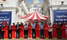 Thành lập trường mầm non song ngữ lớn nhất TP Cần Thơ