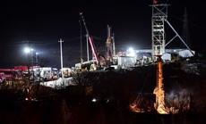 Trung Quốc chạy đua giải cứu hàng chục thợ mỏ dưới lòng đất