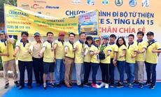 Vinataxi đồng hành cùng chương trình Đi bộ Từ thiện Lawrence S. Ting lần thứ 16-2021
