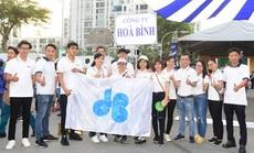 Hòa Bình - 16 năm đồng hành trên con đường thiện nguyện