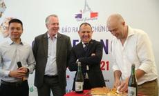 """Tổng lãnh sự quán Pháp tại TP HCM ra mắt chứng nhận """"Goût Français"""""""