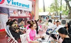 """Ưu đãi """"thả ga"""" tại gian hàng Vietravel trong Lễ hội Tết Việt 2021"""