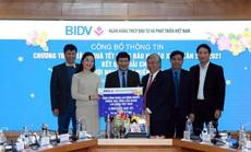 BIDV dành 30 tỉ đồng tặng quà Tết cho người nghèo