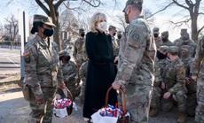 Bảo vệ lễ nhậm chức, hàng trăm Vệ binh Quốc gia mắc Covid-19