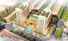 Cháy hàng khu đô thị Thăng Long Central City