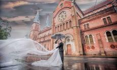 Bật mí những địa điểm chụp ảnh cưới lý tưởng ở TP HCM