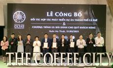 Dự án Thành phố cà phê thu hút các đối tác hàng đầu