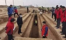 """Xây đường tàu và sân bay, đụng độ 3.500 mộ cổ nằm gần """"đội quân đất nung"""""""