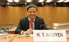 Đại diện Việt Nam được tái đề cử vào Ủy ban Luật pháp quốc tế