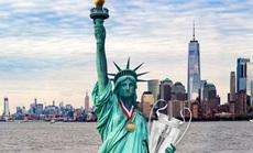"""""""Xuất khẩu"""" trận chung kết UEFA Champions League sang… New York"""