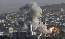 Nga lên án Mỹ không kích ở Syria
