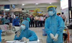 Kết quả xét nghiệm Covid-19 của gần 4.000 thanh niên nhập ngũ ở TP HCM