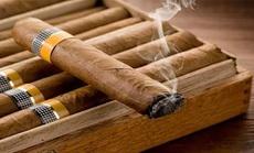 Hút xì gà thay thuốc lá: có nguy cơ ung thư!