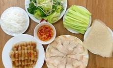 Chả ram tôm đất – từ món ăn dân dã đến đặc sản Bình Định