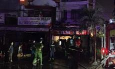 Gấp rút điều tra vụ cháy nhà 3 tầng giữa đêm ở TP Thủ Đức