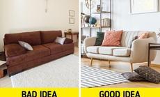 8 sai lầm thường gặp khi thiết kế căn hộ nhỏ